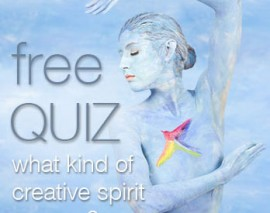 What kind of Creative Spirit are you?